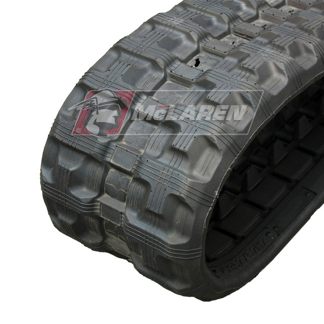 Maximizer rubber tracks for Eurocomach ETL 160.4