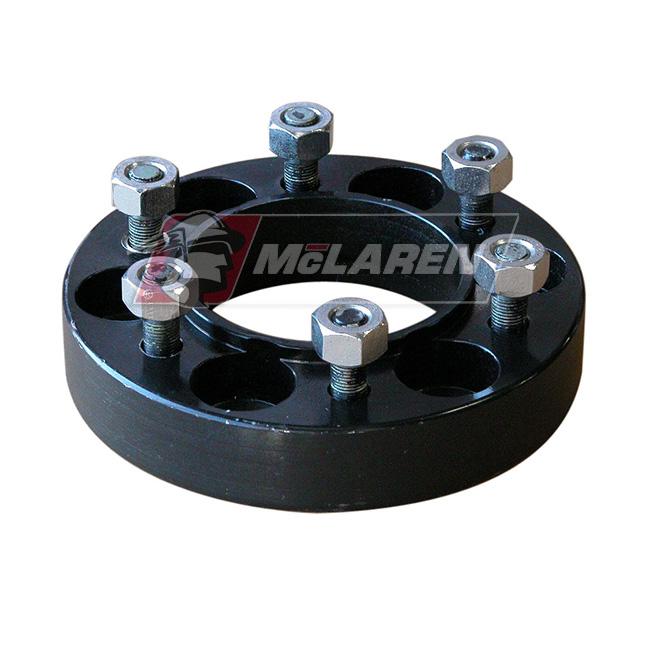 Wheel Spacers for Scattrak 1300