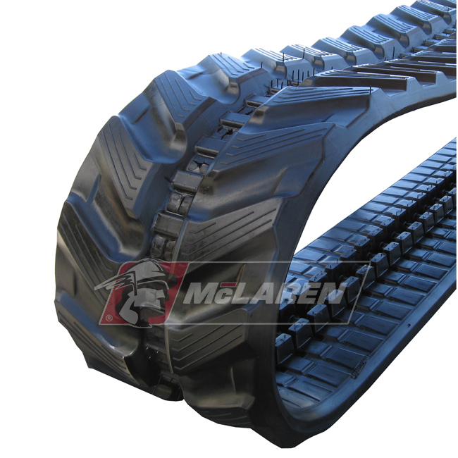 Next Generation rubber tracks for Bobcat 430D