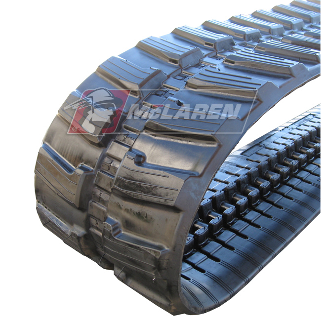 Next Generation rubber tracks for Imef HE 31