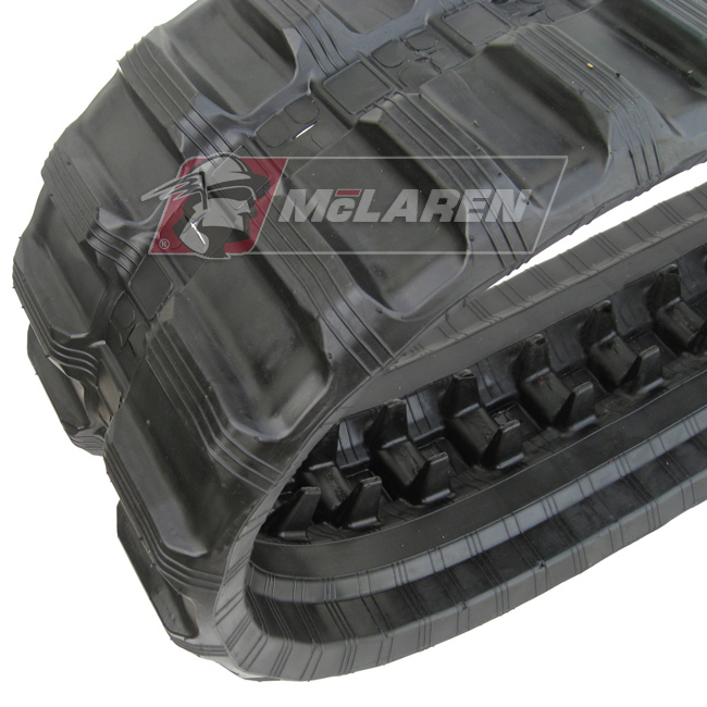Next Generation rubber tracks for Eurocomach ETL 160.4