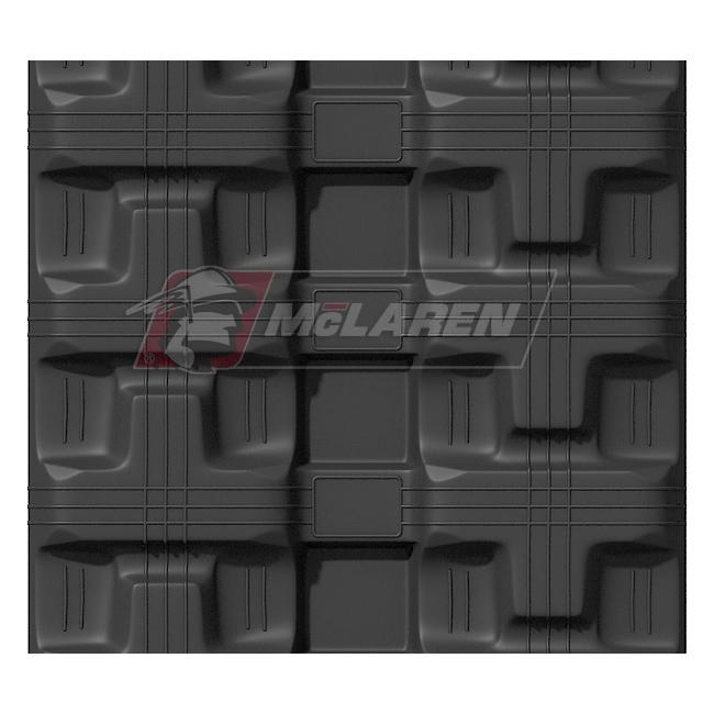 Next Generation rubber tracks for Takeuchi TL26