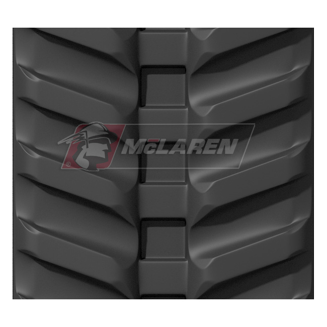 Next Generation rubber tracks for Bobcat T750