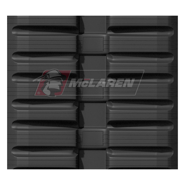 Maximizer rubber tracks for Yanmar B 17