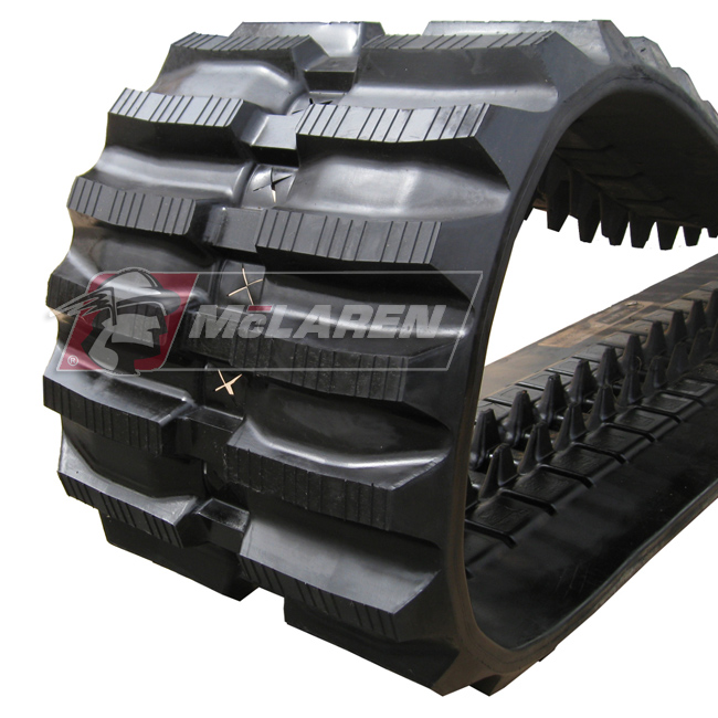 Next Generation rubber tracks for Sumitomo JS 70