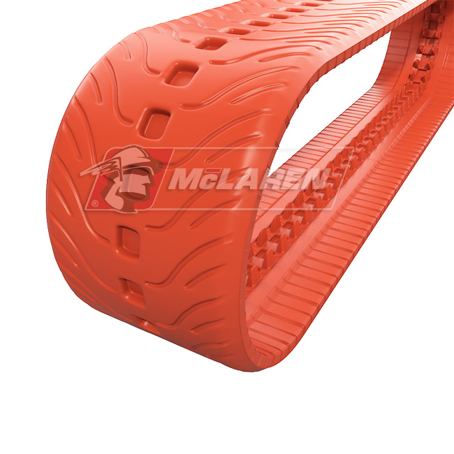 NextGen Turf Non-Marking rubber tracks for Caterpillar 299 D