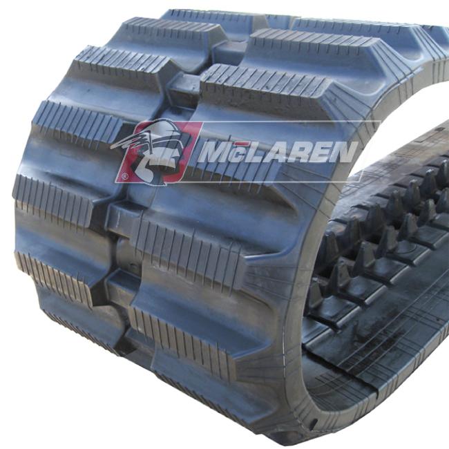 Radmeister rubber tracks for Caterpillar 228