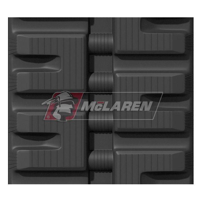 Next Generation rubber tracks for Daewoo 450 PLUS