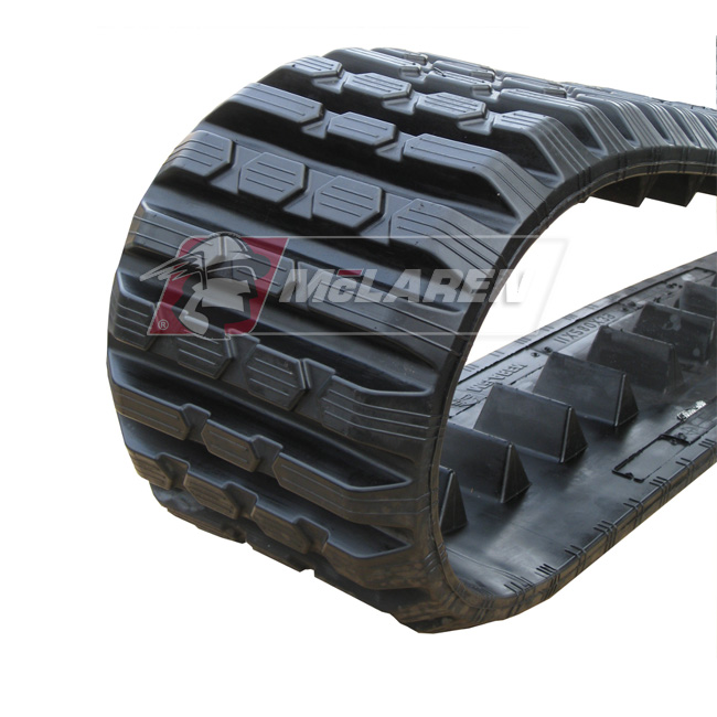 Next Generation rubber tracks for Terex PT 30