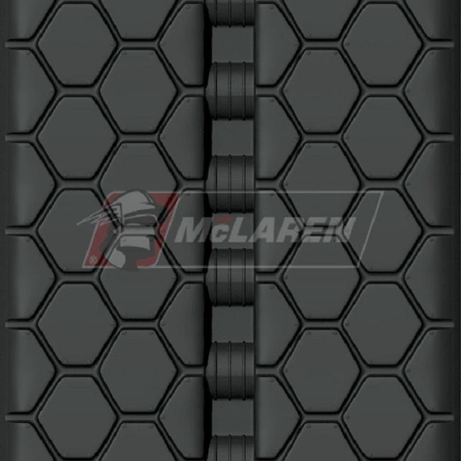 Next Generation rubber tracks for Caterpillar 249